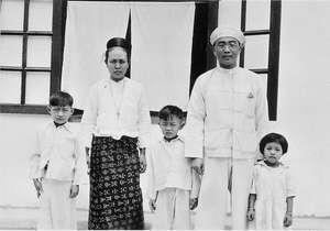 Sao Hseng Hpa(Sao Sai), Sao Nang Yee, Sao Hseng Ong, Sao Shwe Thaike and Sao Sanda.