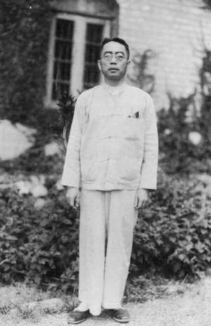 Sao Shwe Thaike, first President of Burma