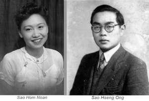 Sao Hom Noan and Sao Hseng Ong