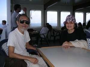 Sao Hseng Ong and Sao Sanda Simms 2003