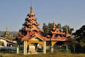 Tomb of Sao Shwe Thaike