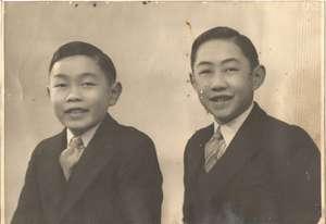 Brothers Sao Hseng Ong & Sao Hseng Hpa